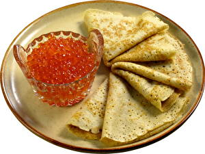 Обои Вторые блюда Икра Еда фото