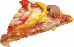 Картинка Пицца Часть Пища