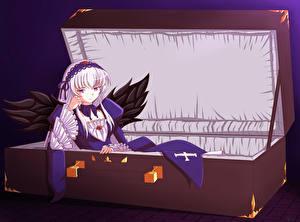 Обои Rozen Maiden Аниме