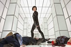 Фотография Обитель зла Milla Jovovich Обитель зла 5: Возмездие Кино