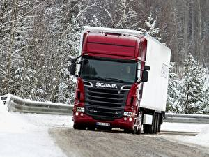 Фото Scania Грузовики R730
