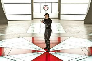 Картинки Обитель зла Milla Jovovich Обитель зла 5: Возмездие Кино