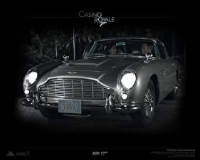 Обои Агент 007. Джеймс Бонд Казино Рояль