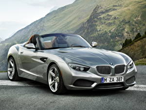 Обои BMW Родстер zagato roadster
