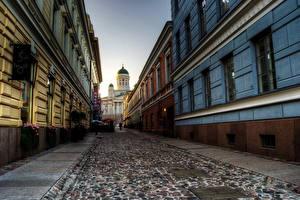 Фотографии Финляндия Хельсинки