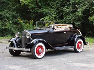 Картинка Форд Родстер Model B Roadster 1932 машины