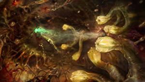 Картинка Dead Space Воители Монстры Игры