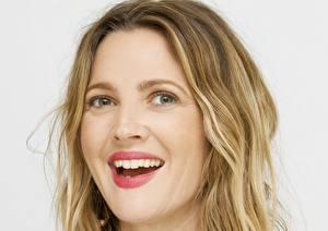 Фотографии Drew Barrymore Глаза Взгляд Улыбка Лица Зубы Волосы Русых Знаменитости