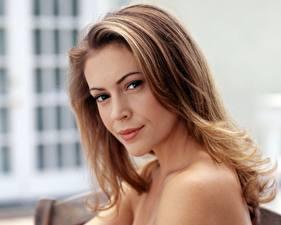 Обои Alyssa Milano