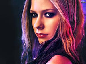 Обои Avril Lavigne Музыка
