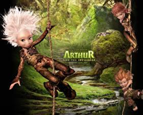 Обои Артур и минипуты Мультики