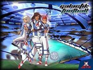 Фотографии Галактический футбол компьютерная игра