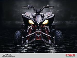 Обои ATV Ямаха Мотоциклы