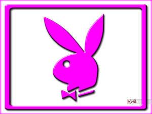 Картинка Playboy Логотип эмблема