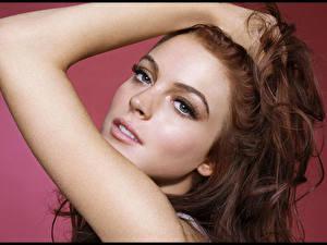 Обои Lindsay Lohan