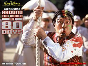 Обои Джеки Чан Around the World in 80 Days Фильмы