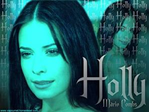 Обои Holly Marie Combs