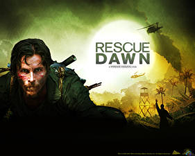 Фотографии Christian Bale Rescue Dawn Фильмы